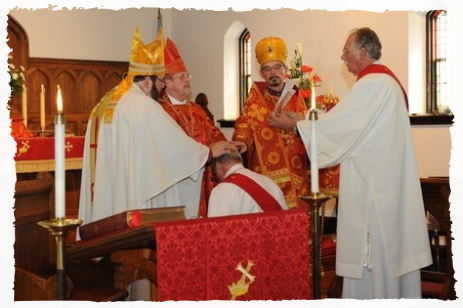 Ordination of Clergy